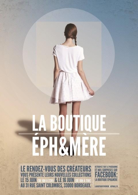 La Boutique Éph&mère
